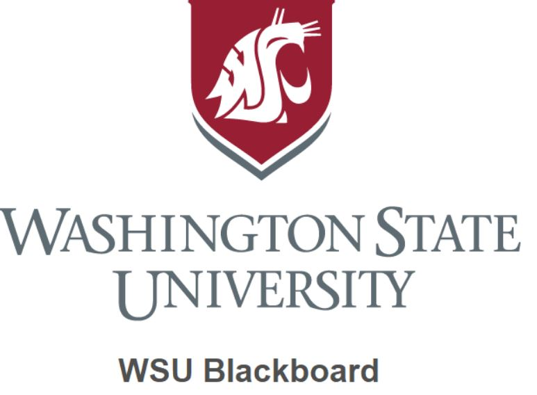 Washington State University Blackboard
