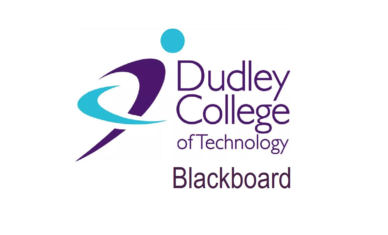 Dudley College Blackboard