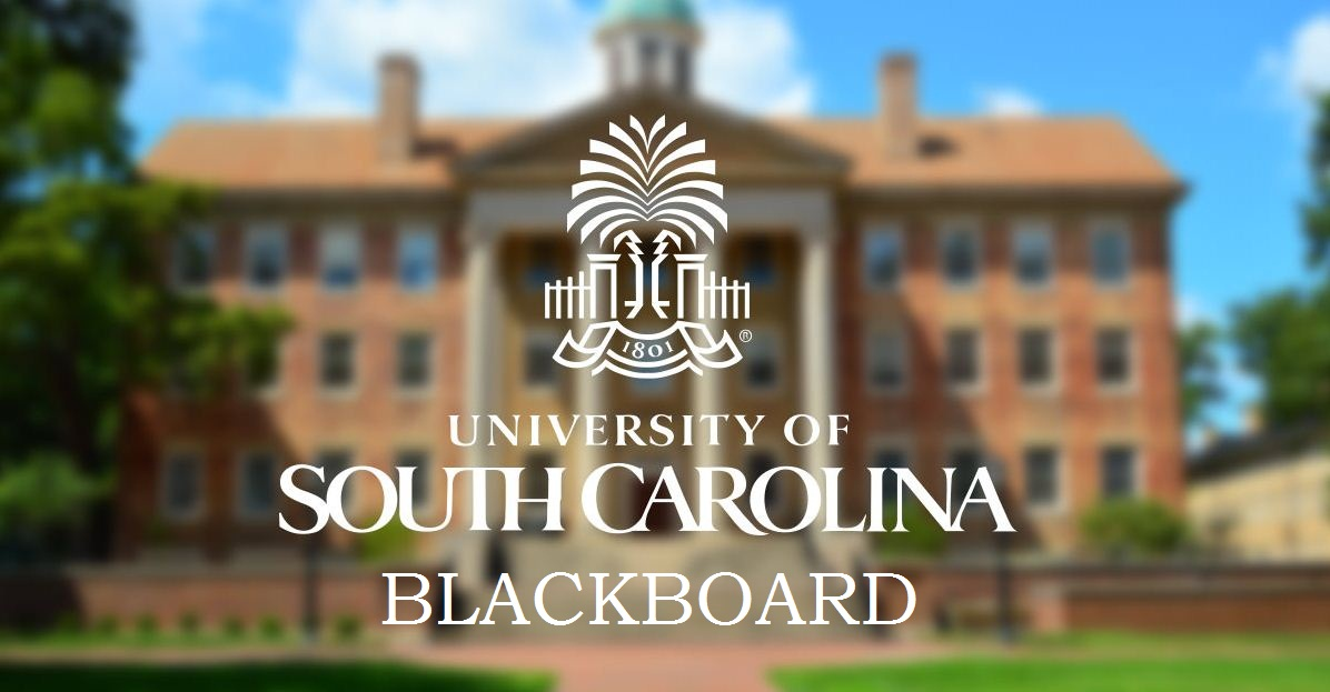 University of South Carolina Blackboard Login