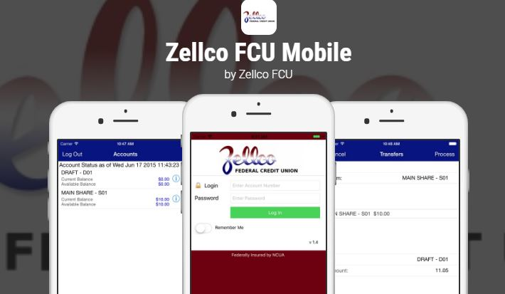 Zellco Federal Credit Union Latest Bill Pay
